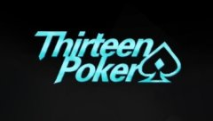 Thirteen Poker logo
